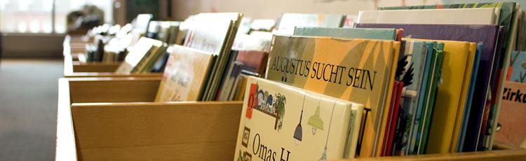 Buchpaten der Stadtbücherei Alsdorf